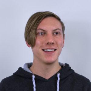 Portrait of Daniel Tanneberg, Jan. 2018