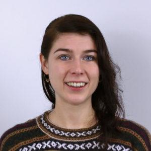 Portrait of Svenja Stark, Jan. 2018